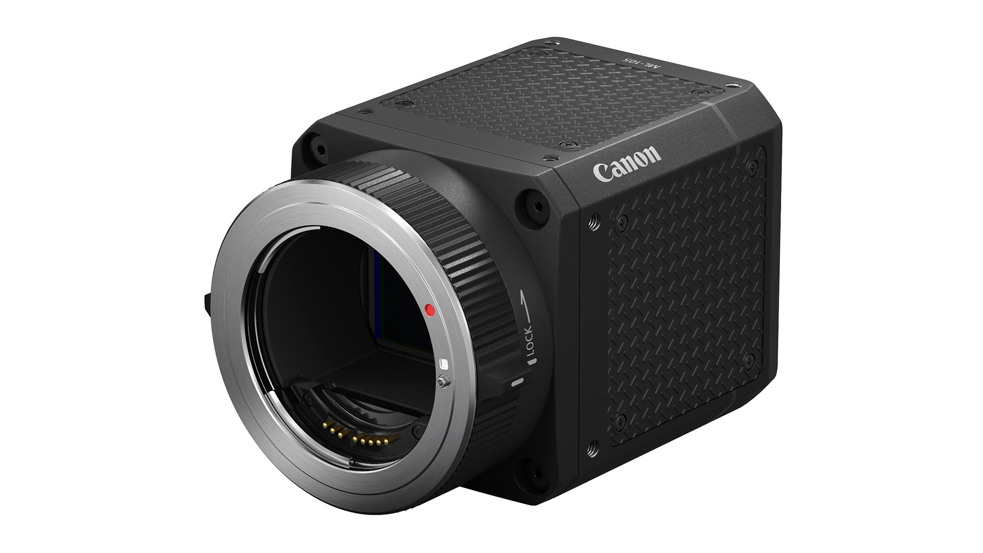 Canon ML-100 camera. Image: Canon.