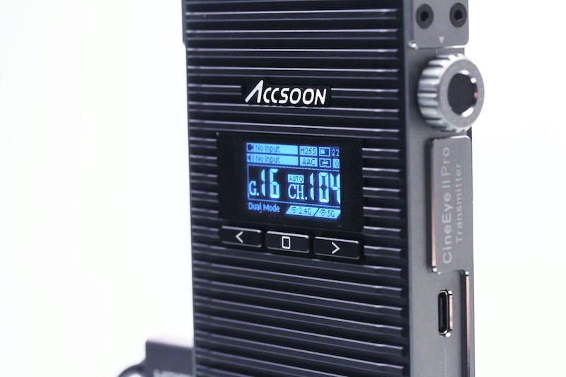 Accsoon CineEye II Pro