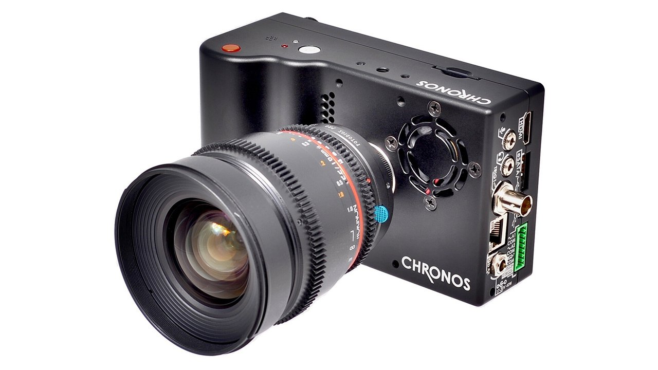 Chronos 2.1-HD High Speed Camera. Image: Kron Technologies.