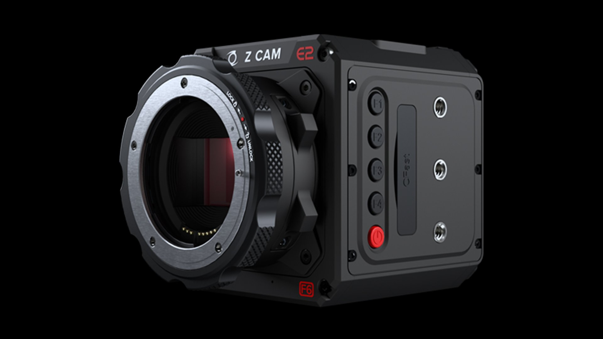 The Z Cam E2-F6 camera. Image: Z Cam.