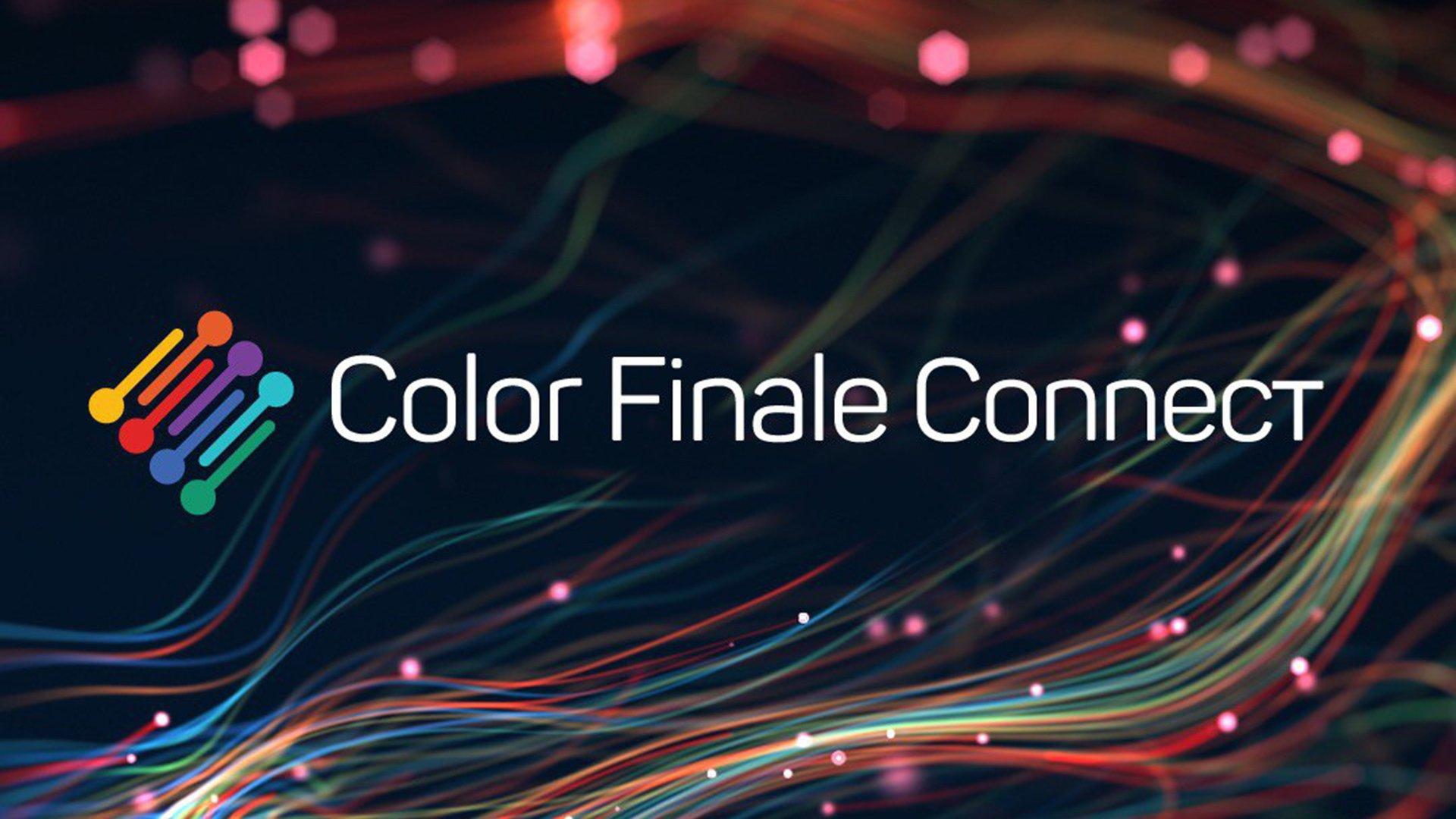 Color Finale Connect