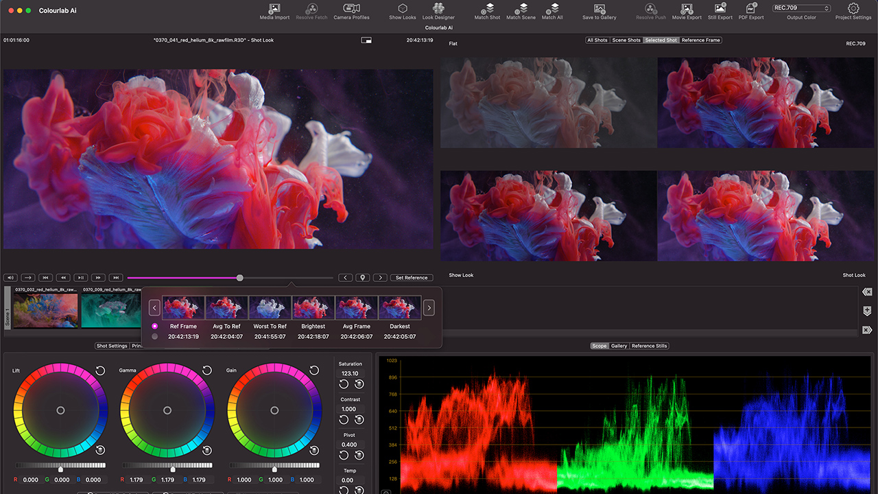 Colourlab Ai 1.2 is about to be released. Image: Colourlab Ai.