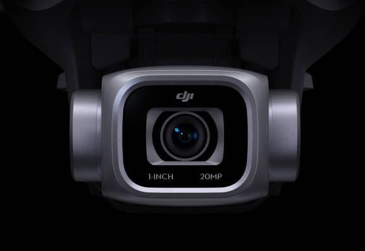 DJI Air 2S camera.