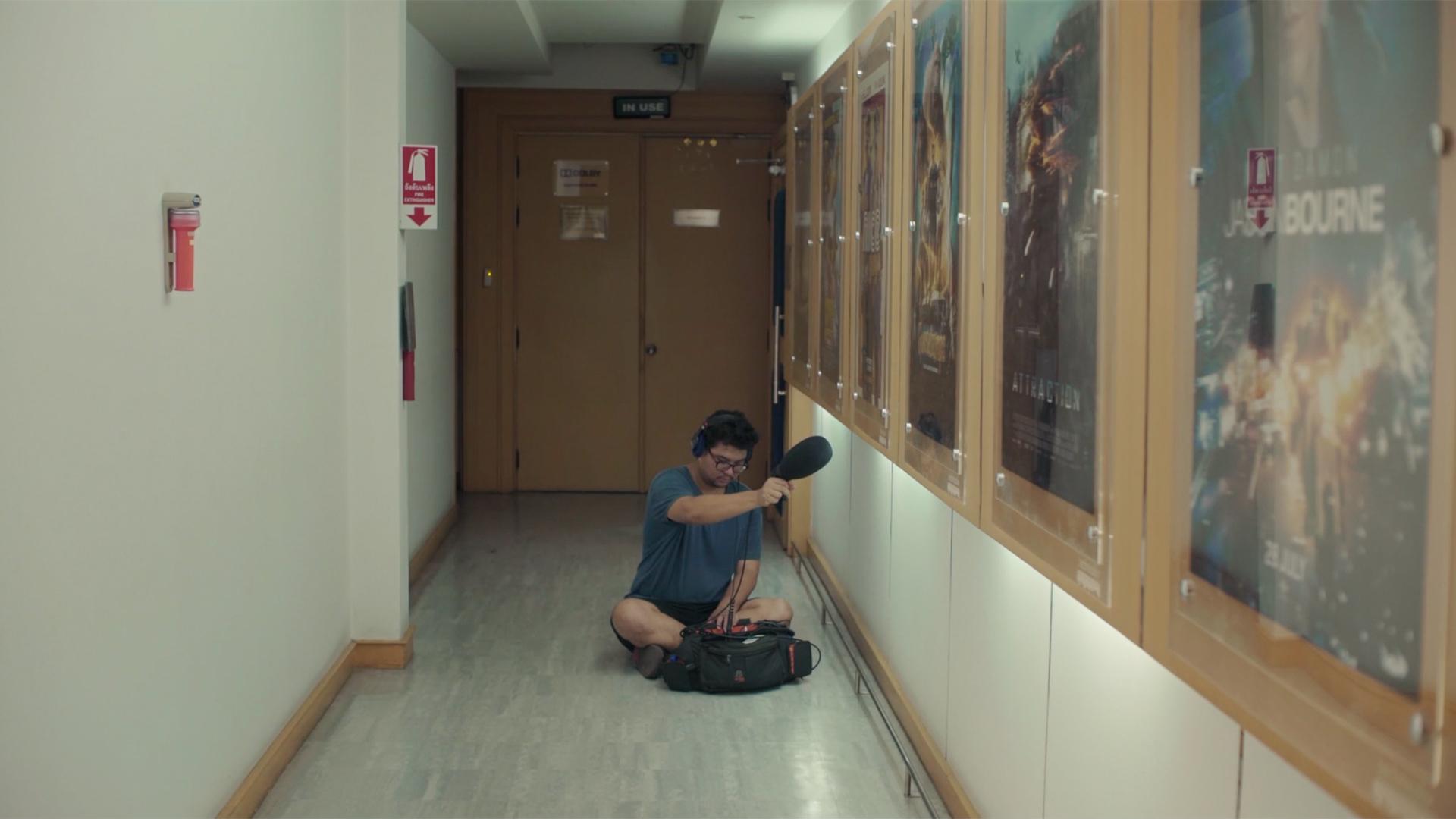 Death of the Sound Man by Sorayos Prapapan.