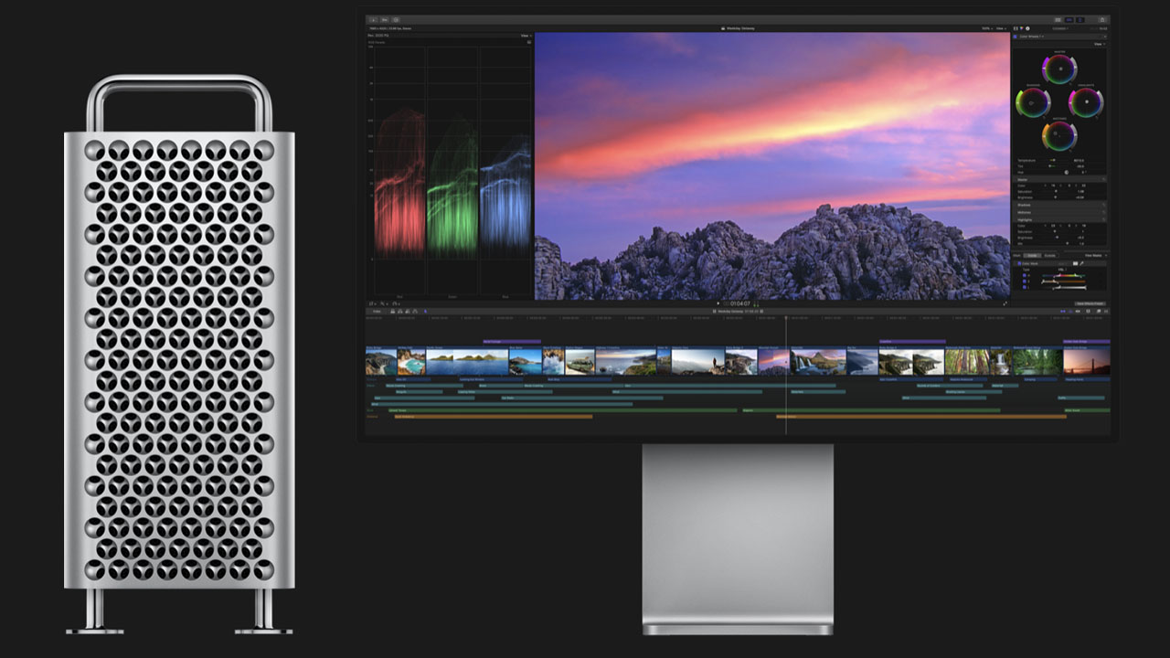 Apple just updated FCP. Image: Apple.