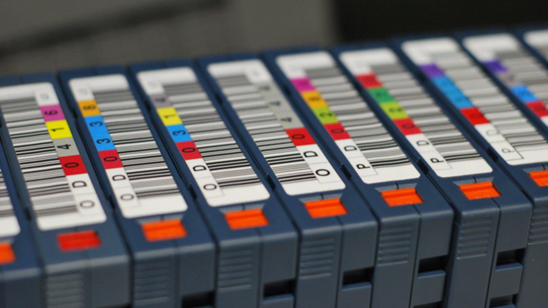 LTO tape is still the best archive medium.