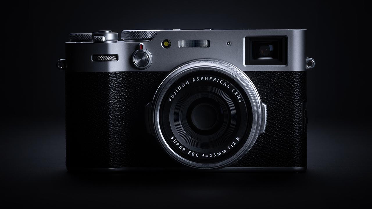 Fujifilm X100V. Image: Fujifilm.