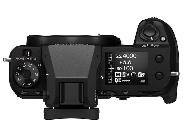 Fujifilm GFX100S. Image: Fujifilm.