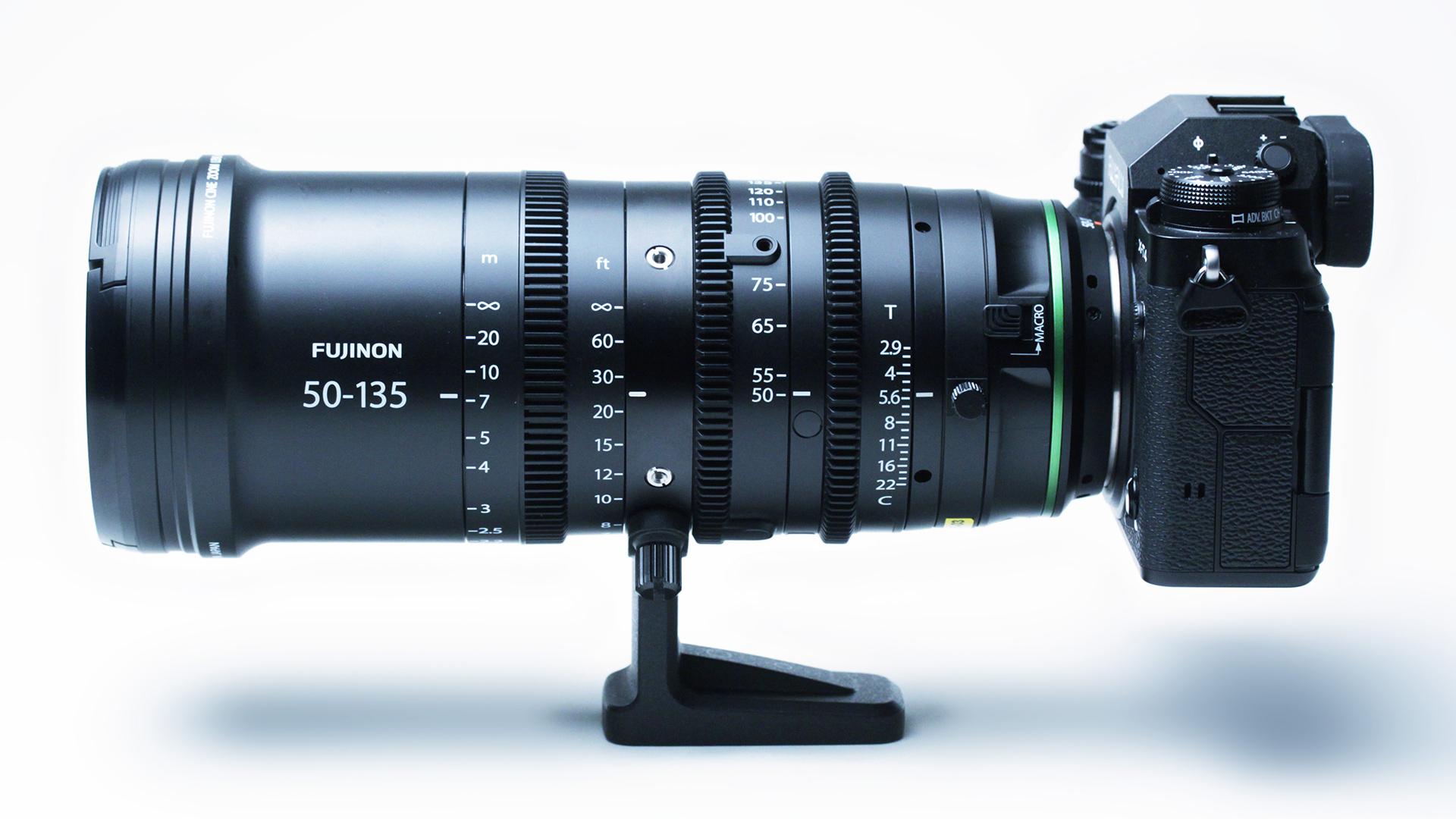 Fujifilm X-T4 with Fujinon MK50-135mm.