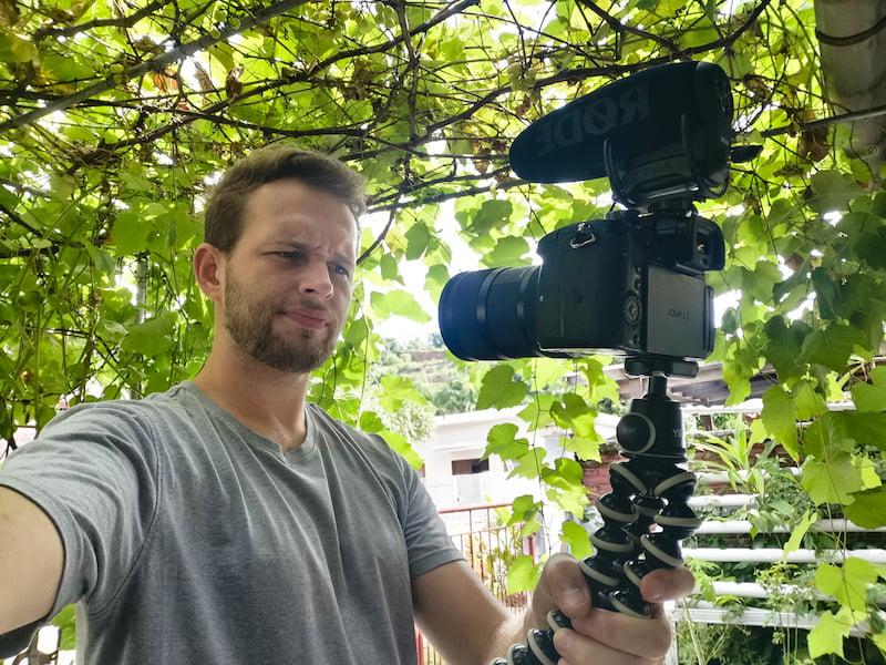 GH5 for vlogging