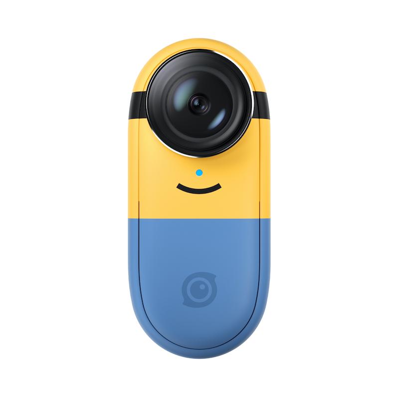 Insta360 GO 2 Minions Edition. Image: Insta360.