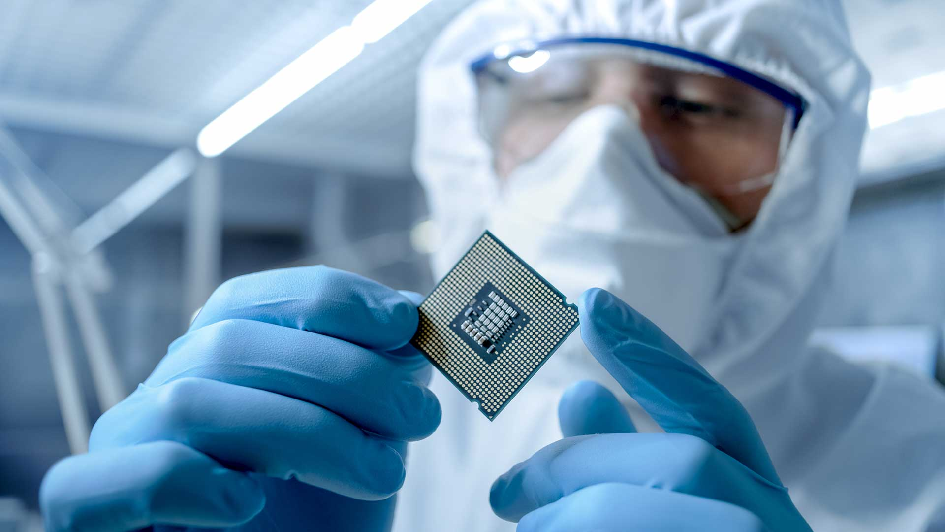 There's a global microchip shortage, and it doesn't look like abating anytime soon. Image:
