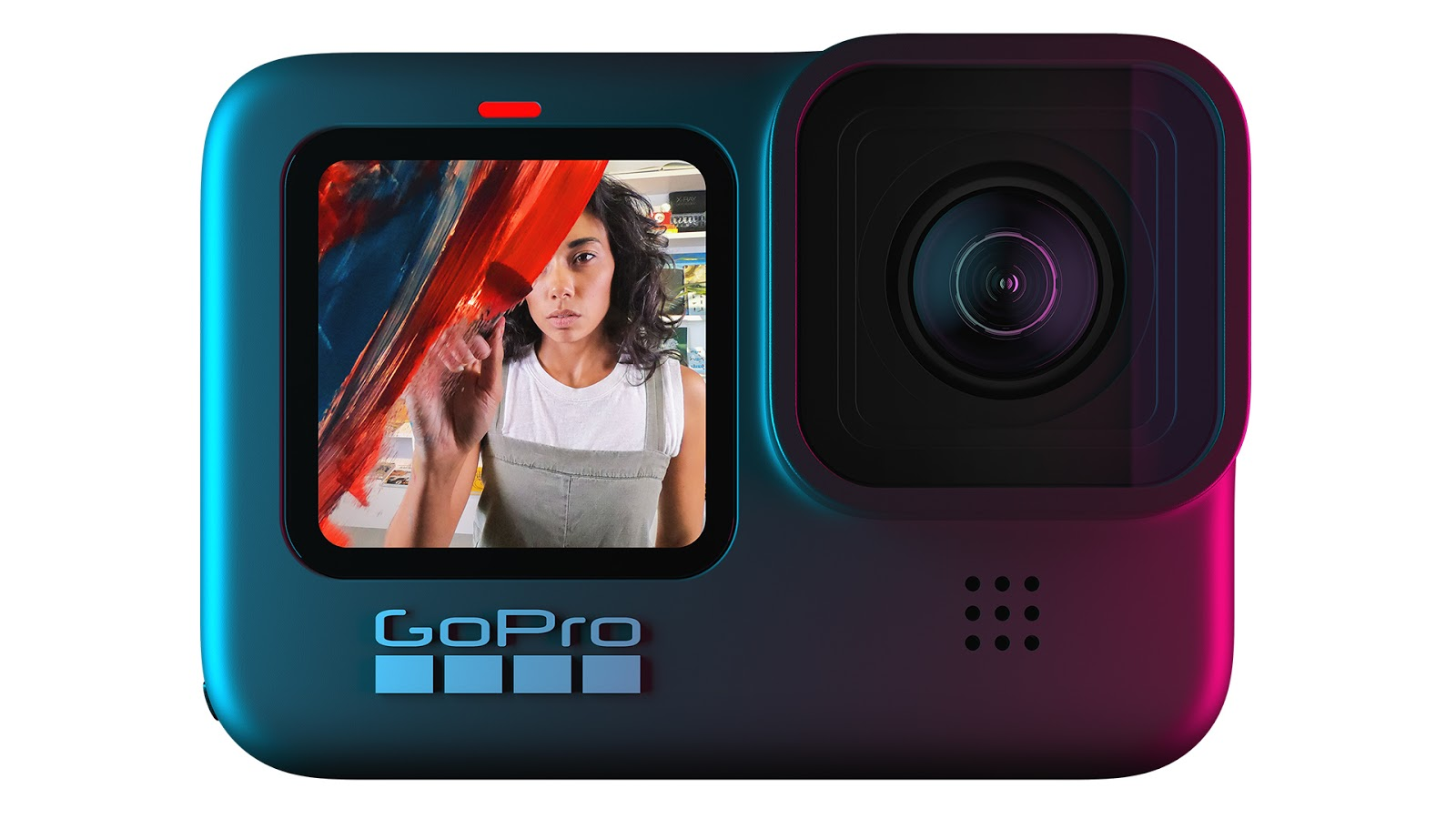 The GoPro HERO9 Black has been announced.