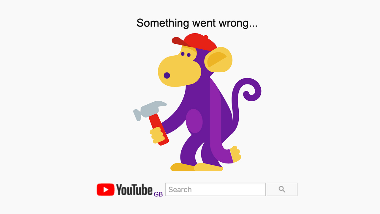 Google and Youtube are down!