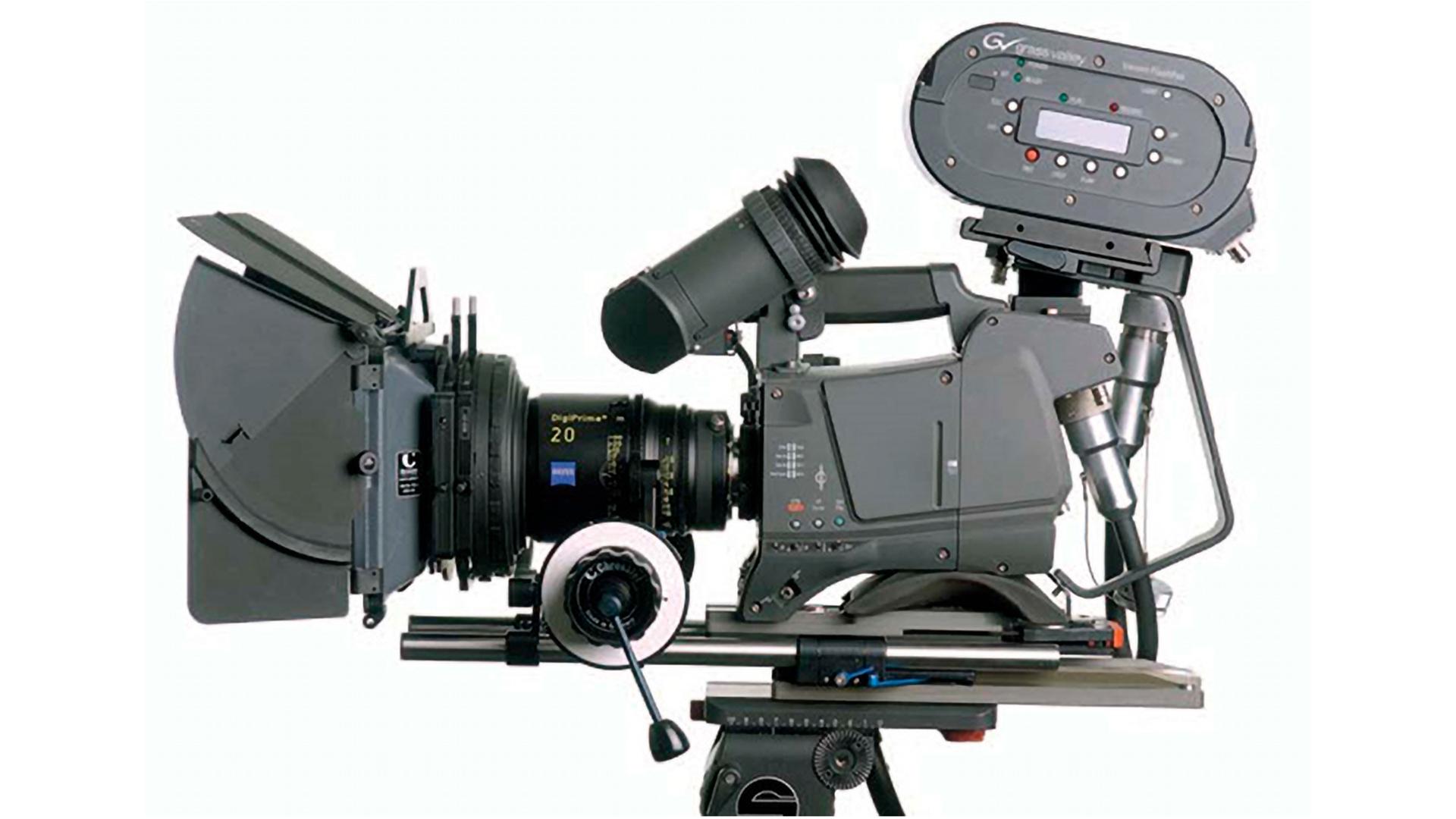Thomson Grass Valley Viper Filmstream.