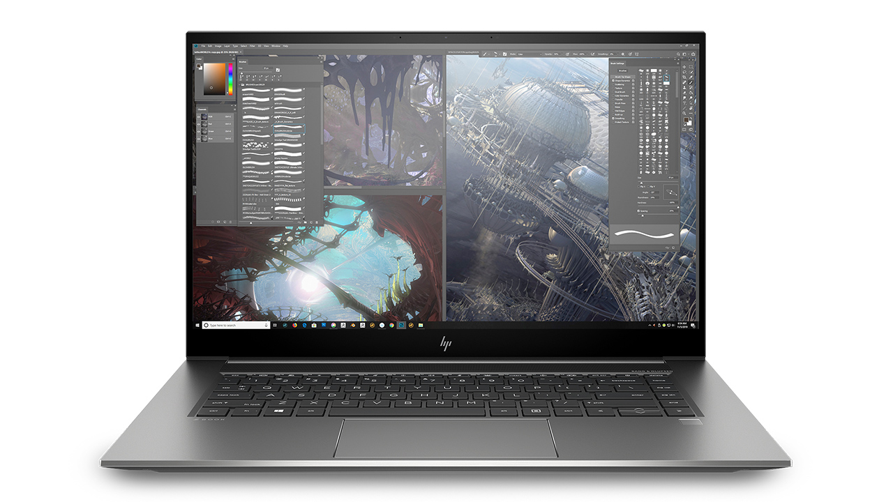 HP Book Studio G7. Image: HP.