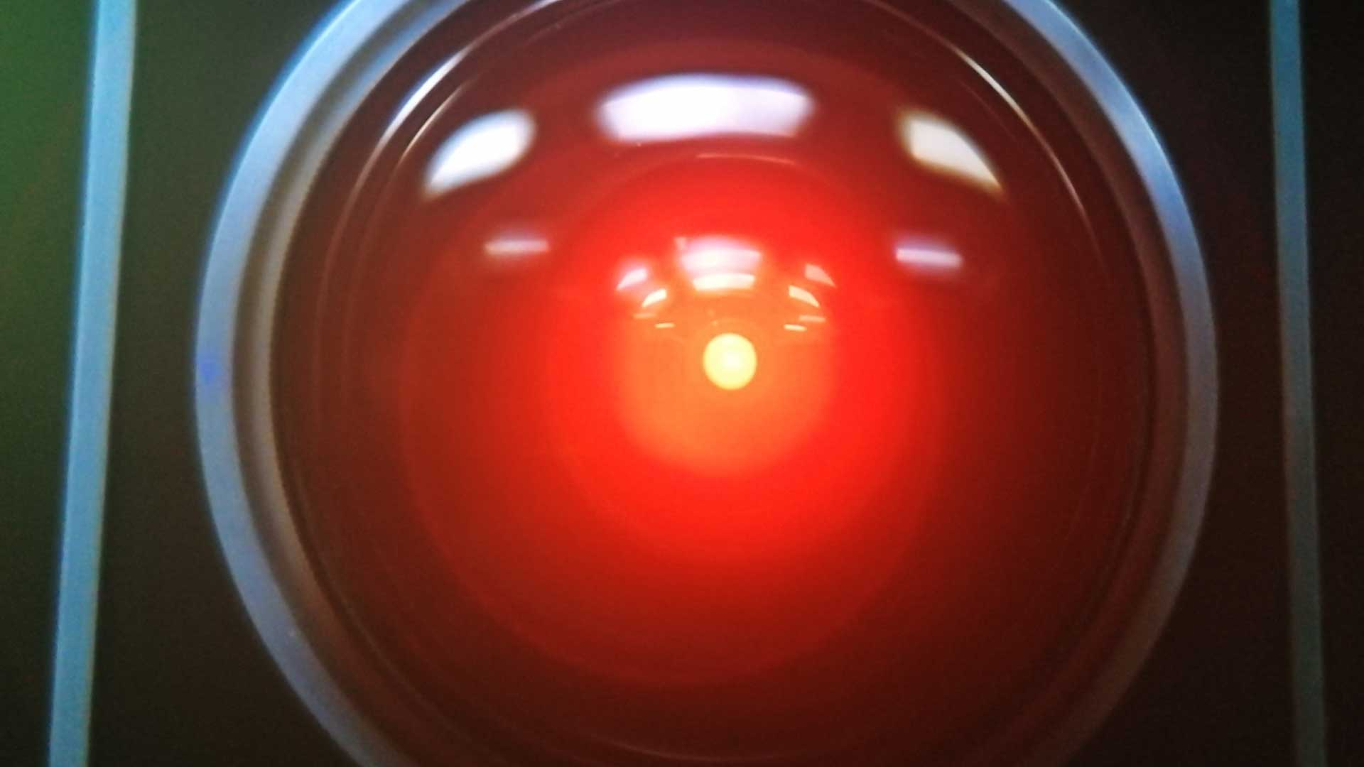 HAL 9000 from