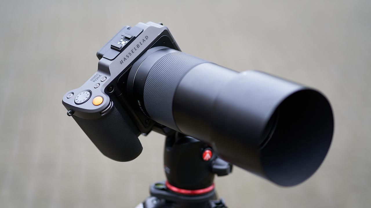Hasselblad X1D II 50c. Image: Nigel Cooper.