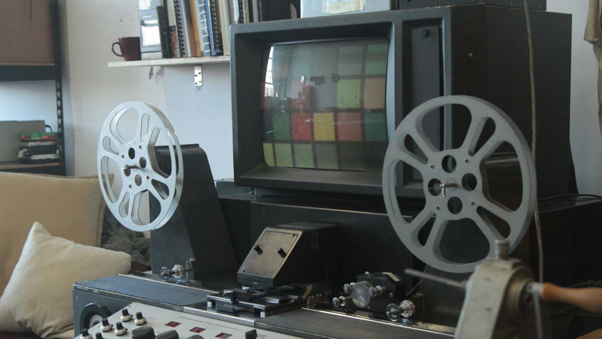 The Hazeltine Colour Analyser.