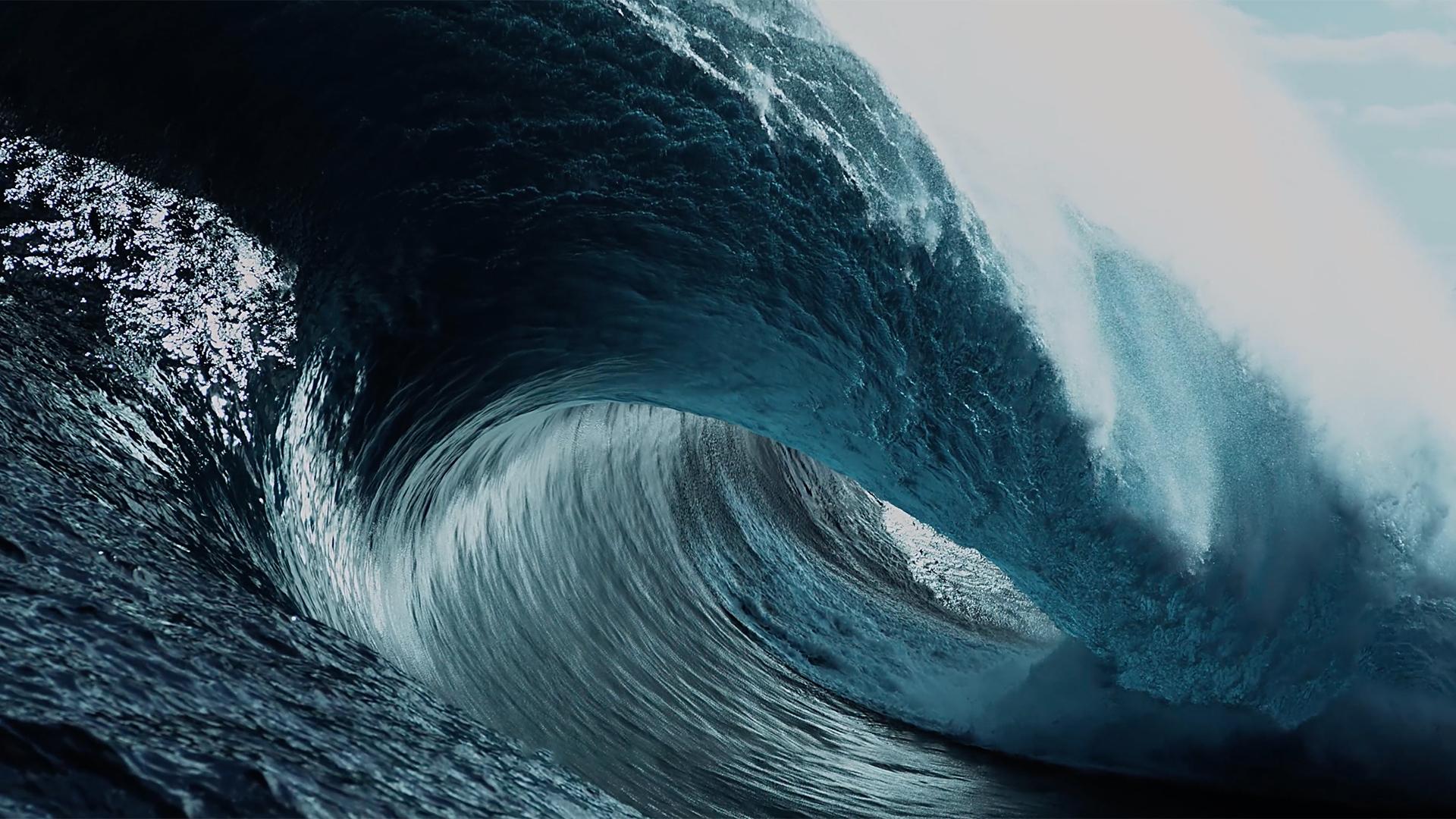 Mocean, slow motion Phantom Flex 4K footage shot by Chris Bryan