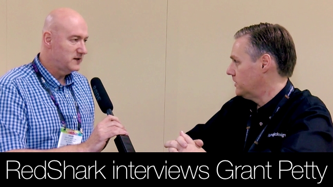 The Redshark Interview With Grant Petty Ceo Of Blackmagic