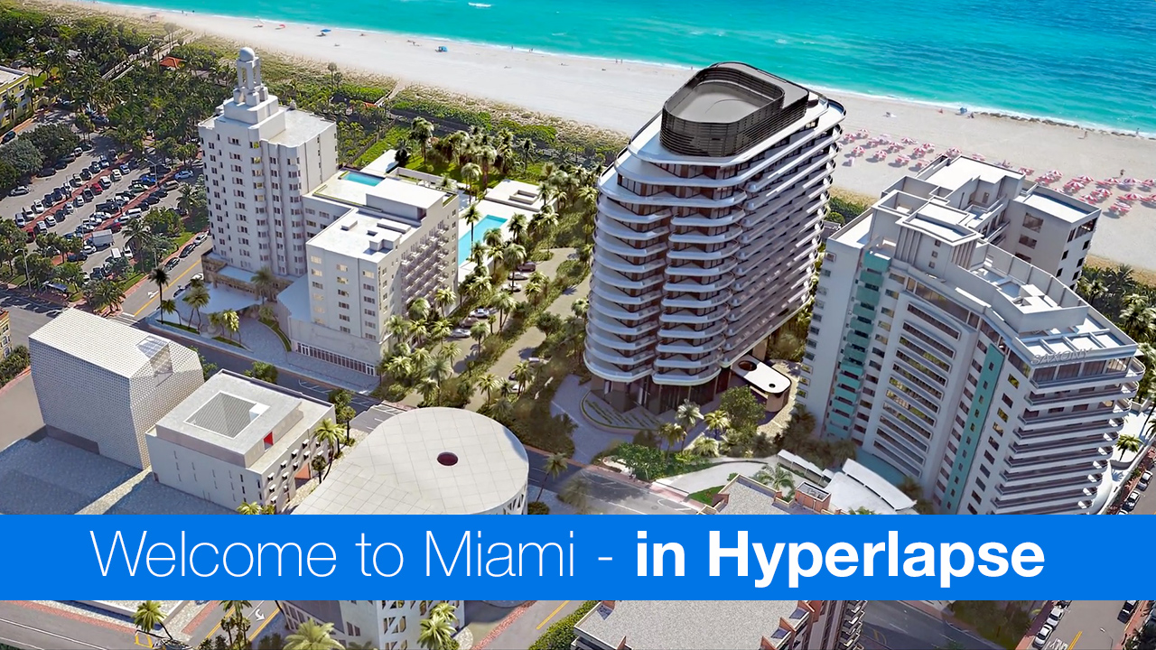 Miami hyperlapse