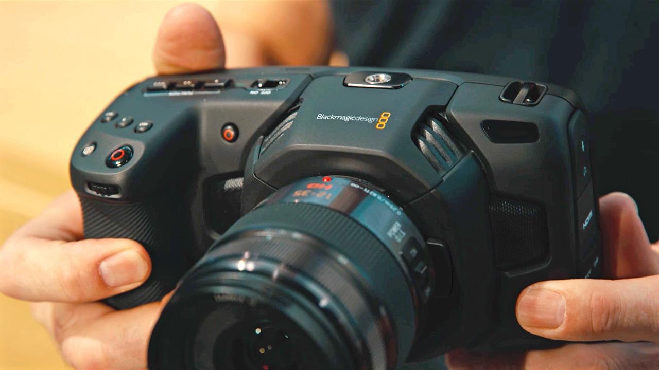 Grant Petty Of Blackmagic On The Pocket Cinema Camera 4k And Resolve 15