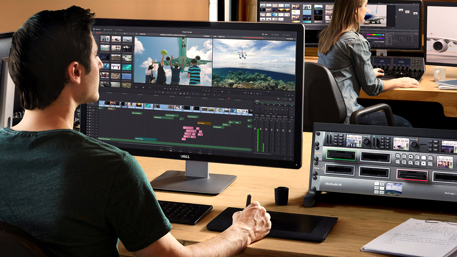 How to build a DaVinci Resolve Linux system