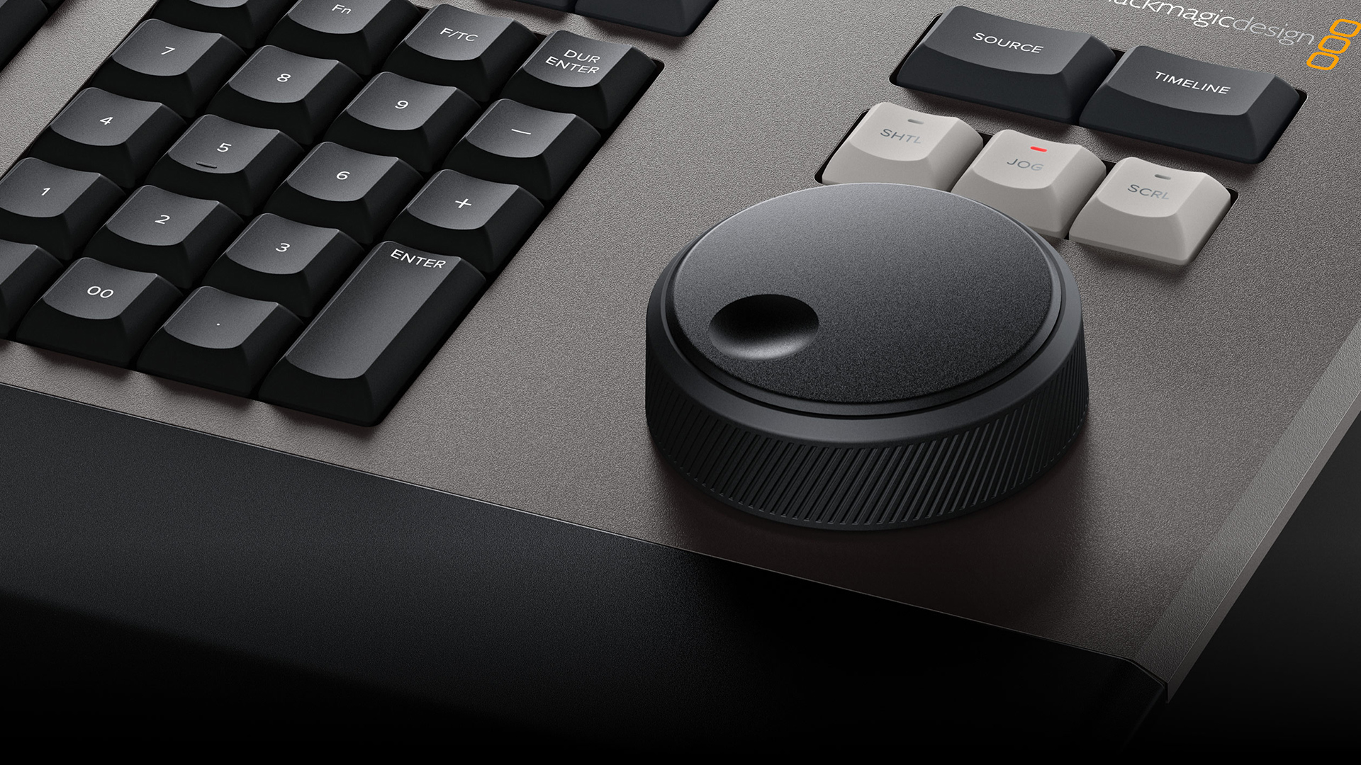 The Blackmagic Design Editor Keyboard pictured here threw up some discussion on RedShark about the price of products