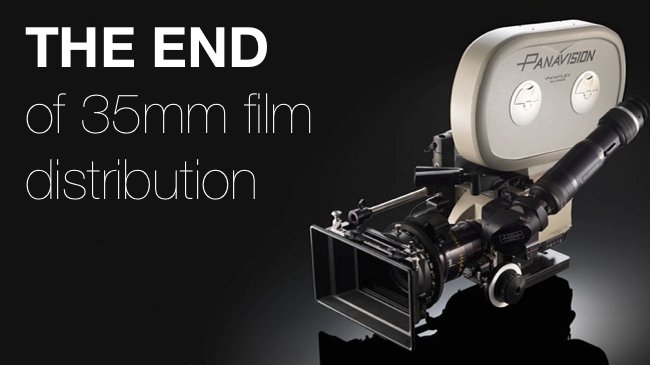 The end of 35mm film distribution