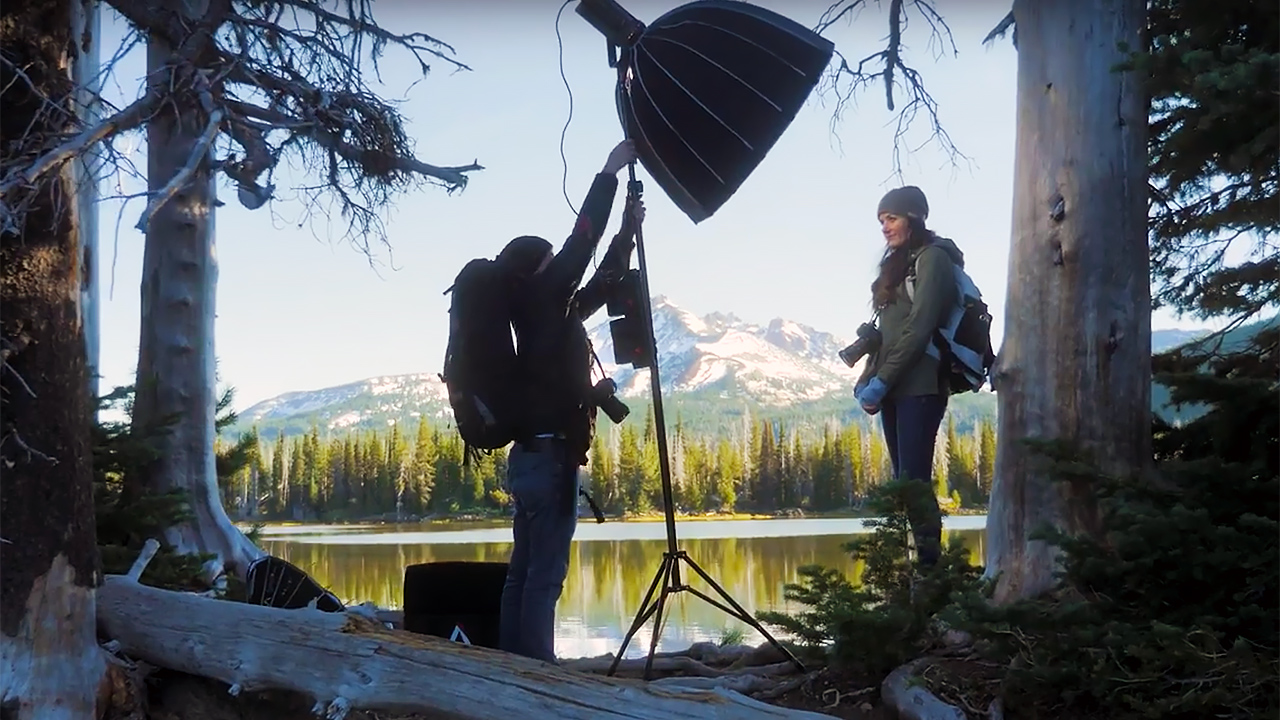 What are the best choices for lighting in remote locations?