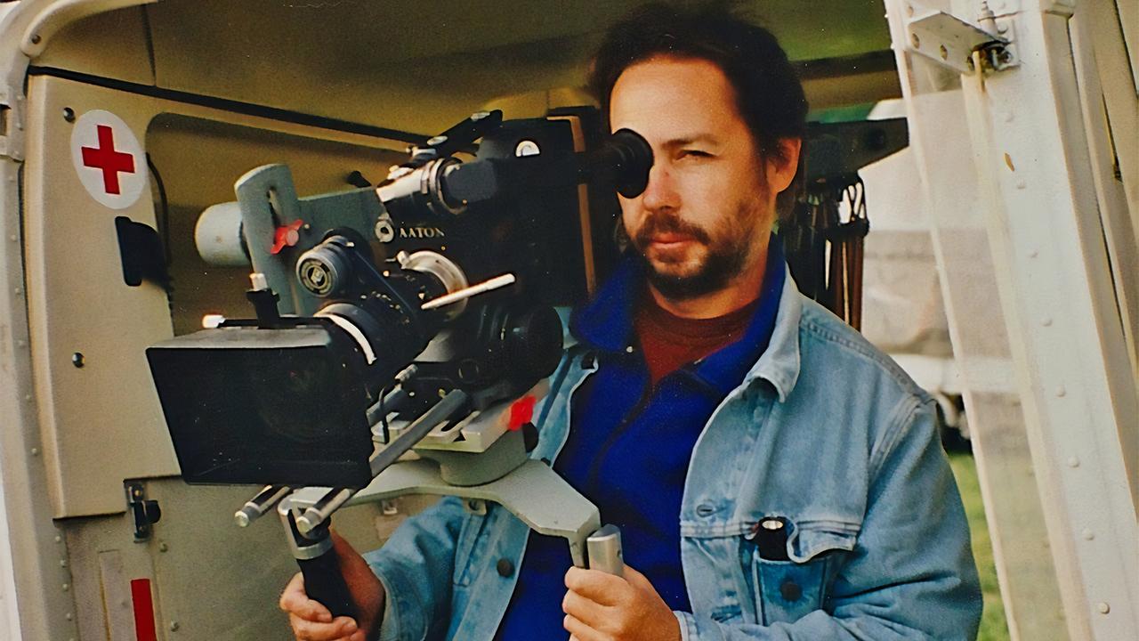 Aaton 16mm camera