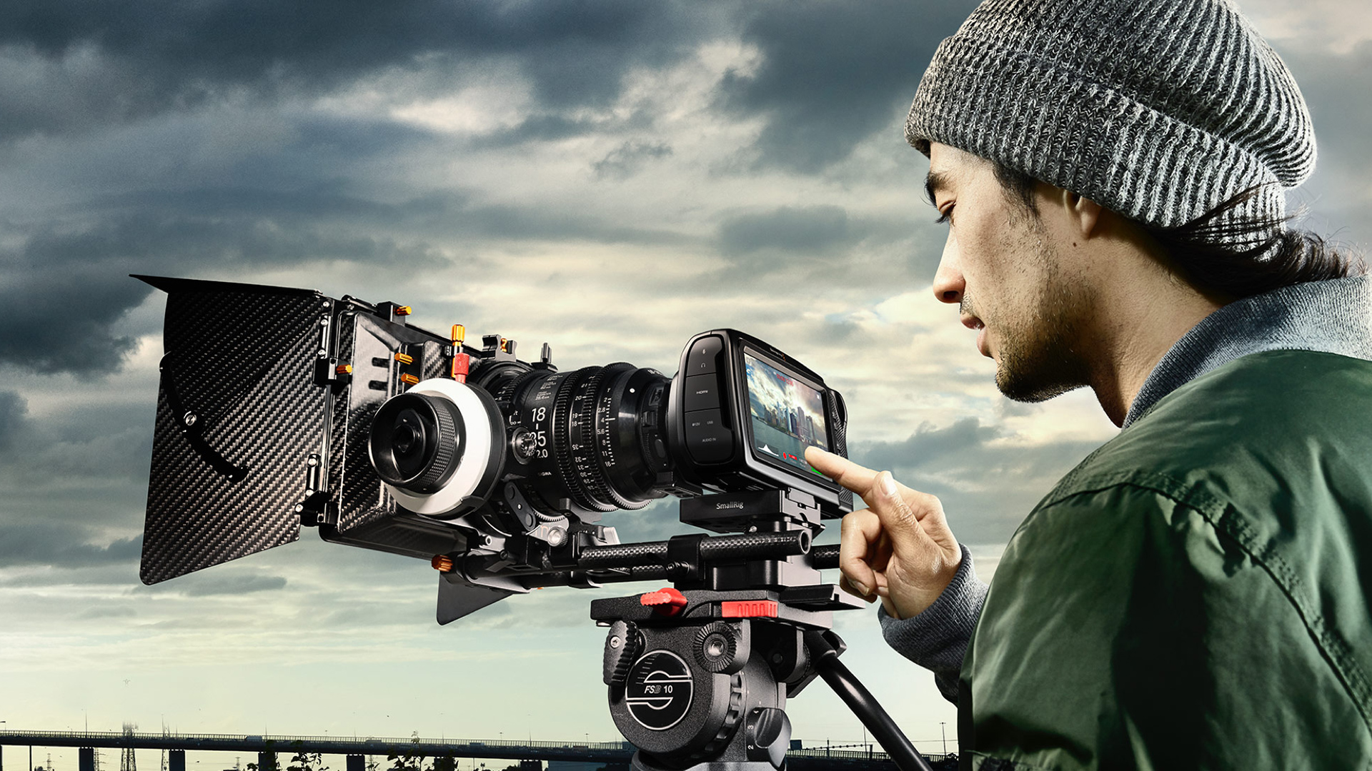 Blackmagic Pocket Camera 4k S New Firmware Completely Transforms It