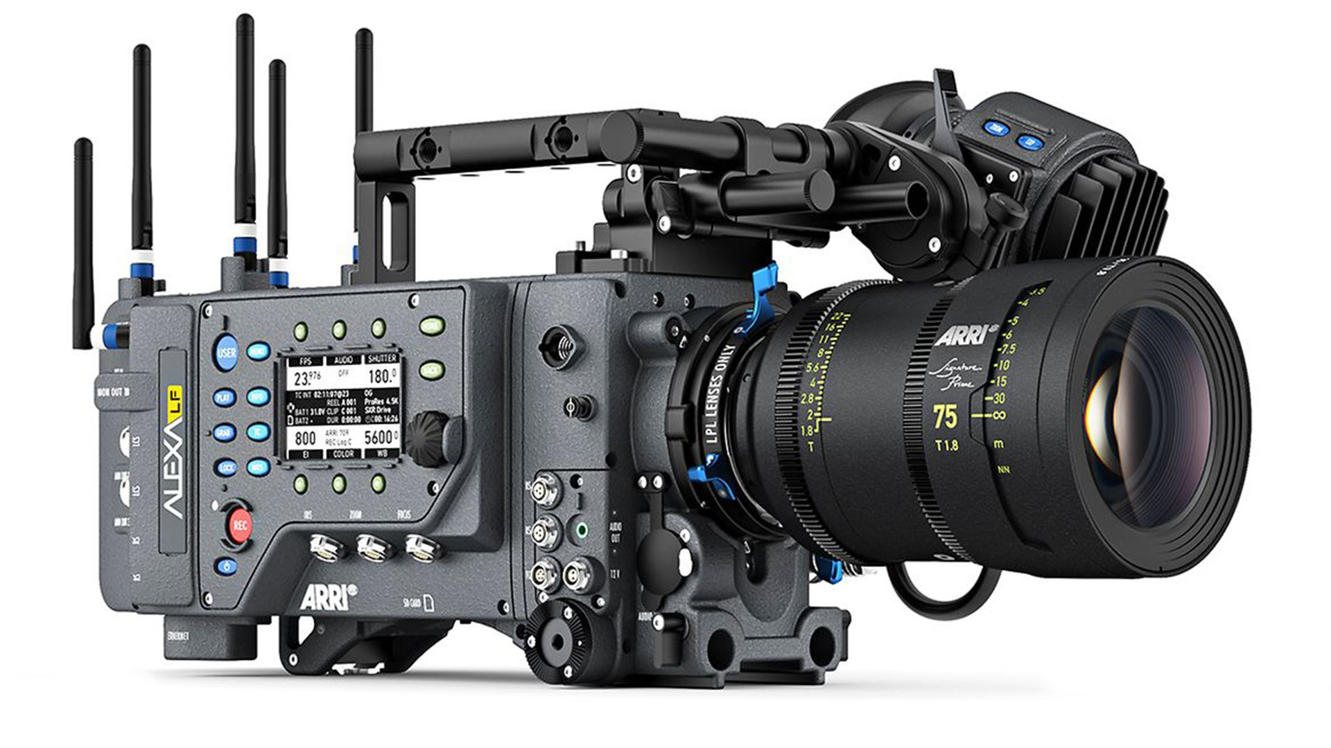 The Alexa LF is a beast of a camera, but not everybody needs large format video cameras.