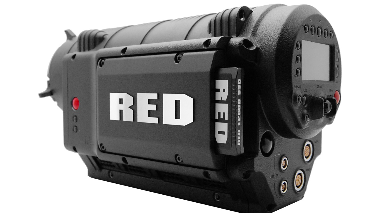 The RED ONE camera