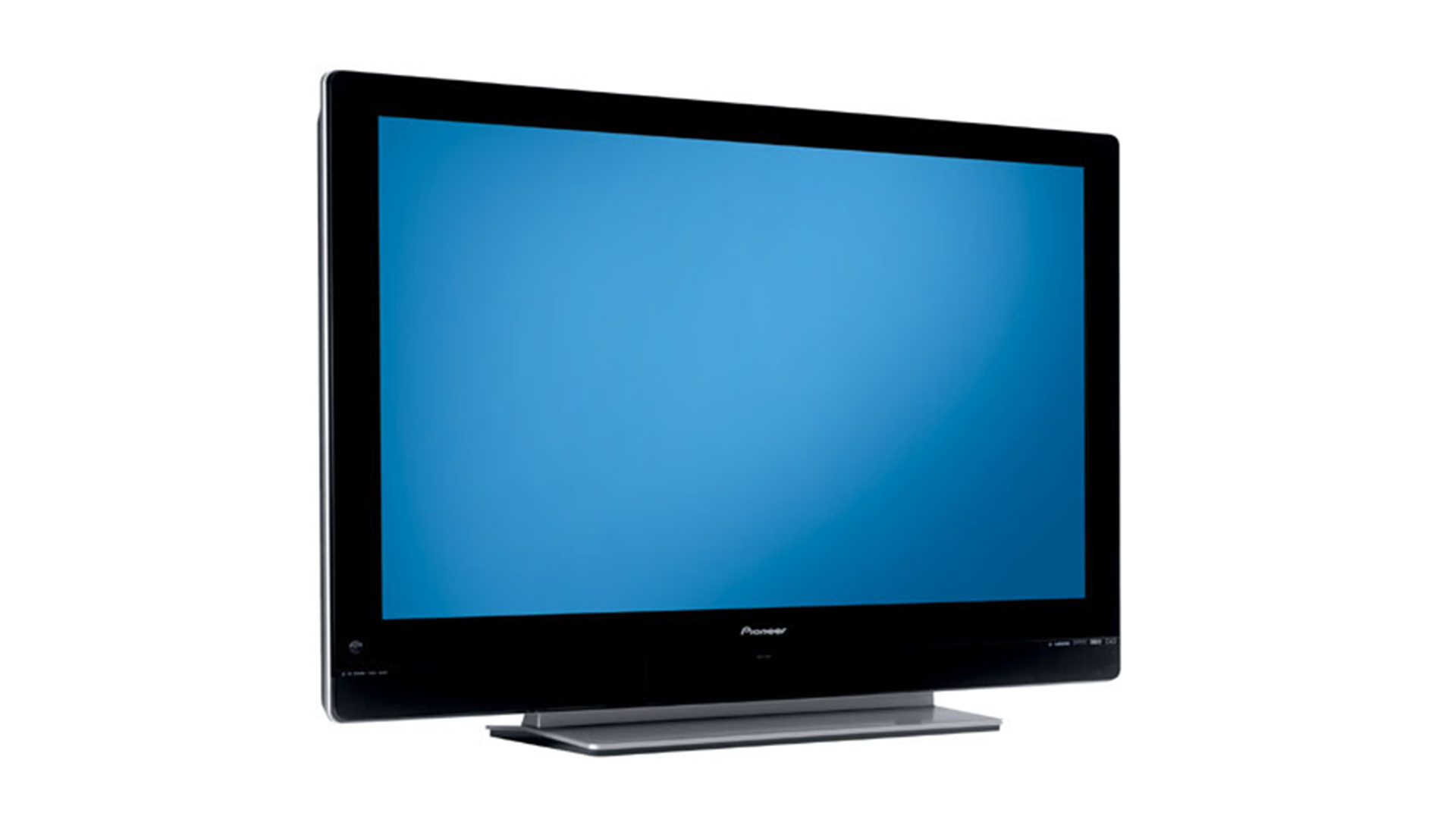 The Pioneer PDP-436SXE 43in Plasma television. The Pioneer's were often seen as the best plasmas available until the company decided to discontinue television production in 2010