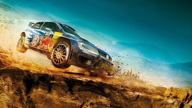 Up to 10 mics per car were used to record the audio for the DiRT Rally game.