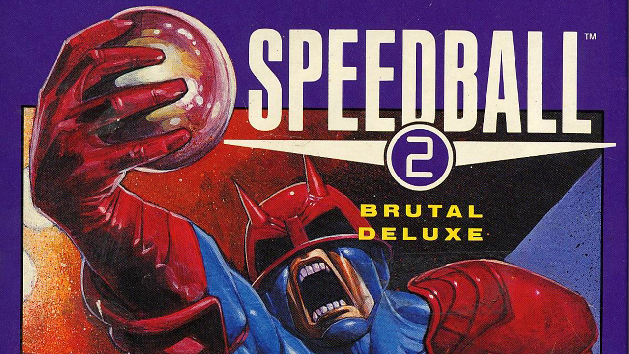 The iconic artwork of Speedball 2: Brutal Deluxe. In the future will we ever be able to boot up such classics again?