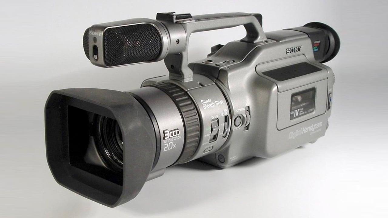 Sony VX1000 DV camera