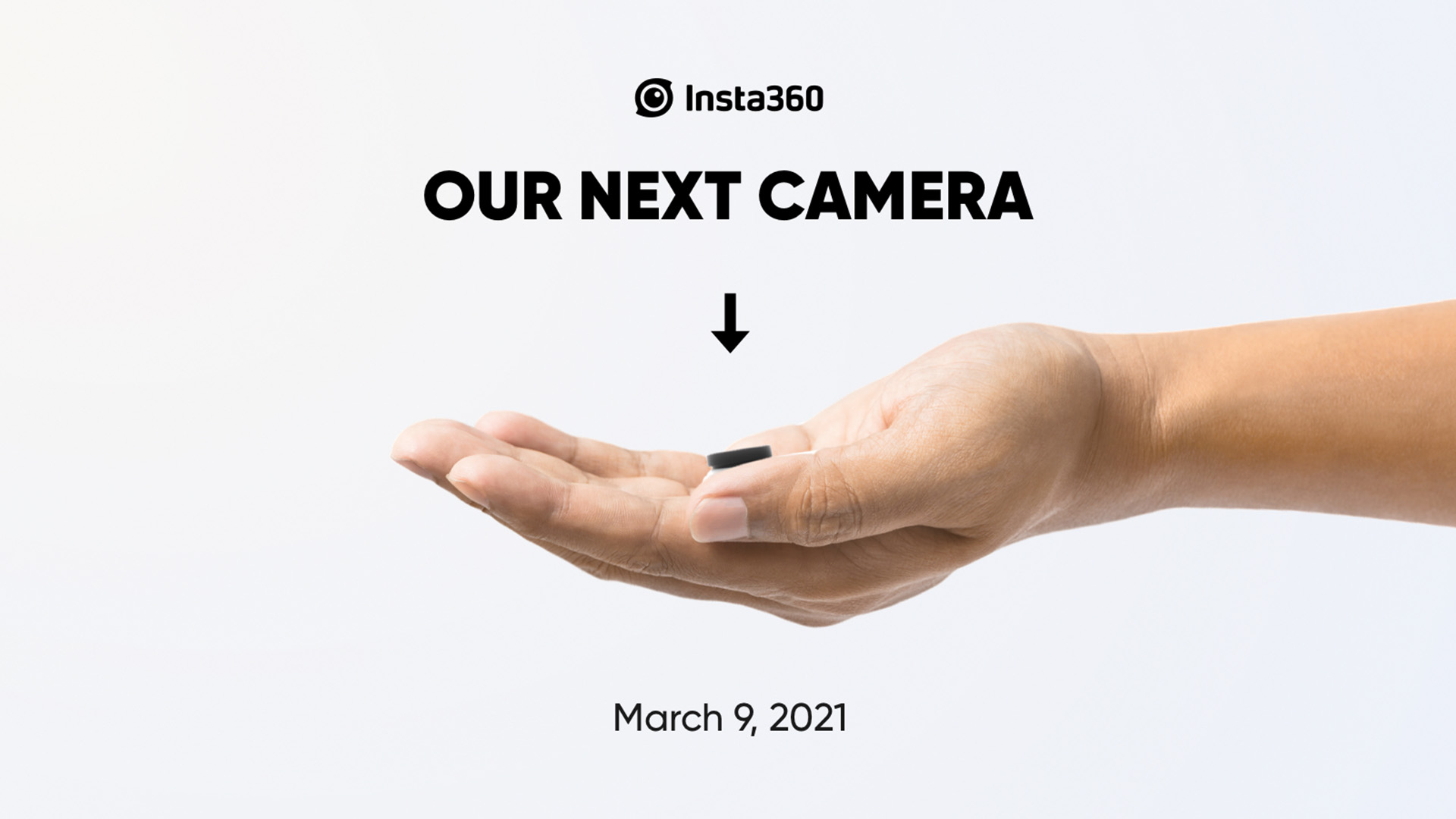 Insta360 is getting ready to announce a new camera. Image: Insta360.