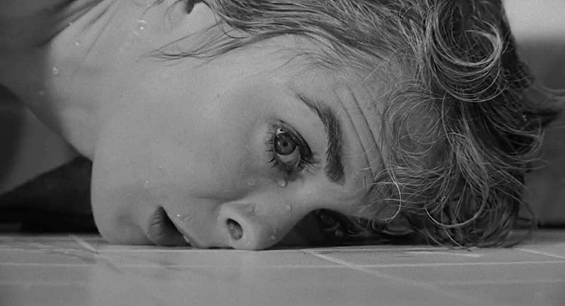 Janet Leigh in Psycho. Image: IMDB.