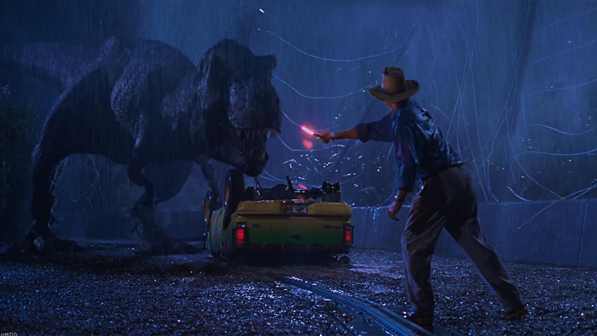 Jurassic Park retrospective