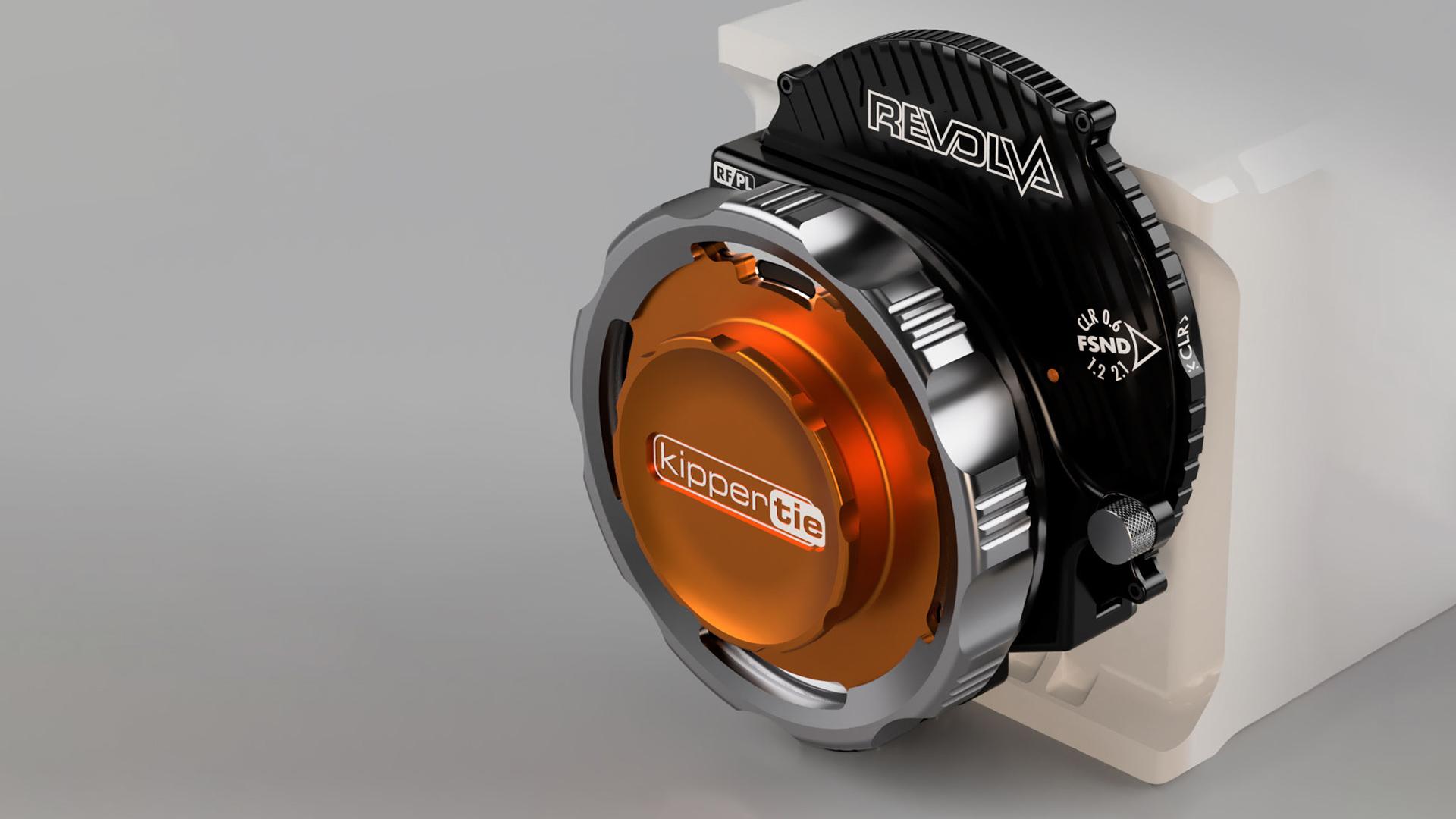 The Kippertie RF/PL combination filter mount. Image: Kippertie.