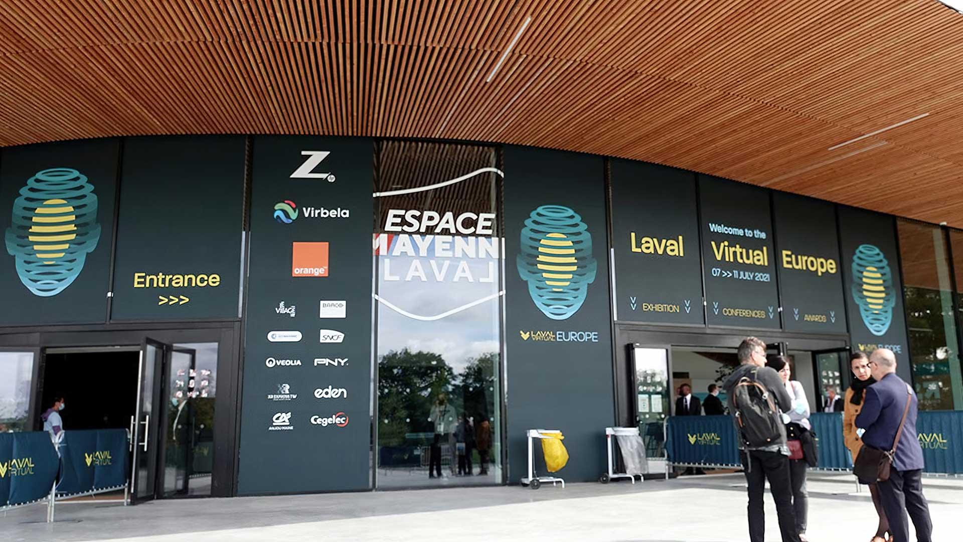 Laval Virtual. Image: Tom Lansford.