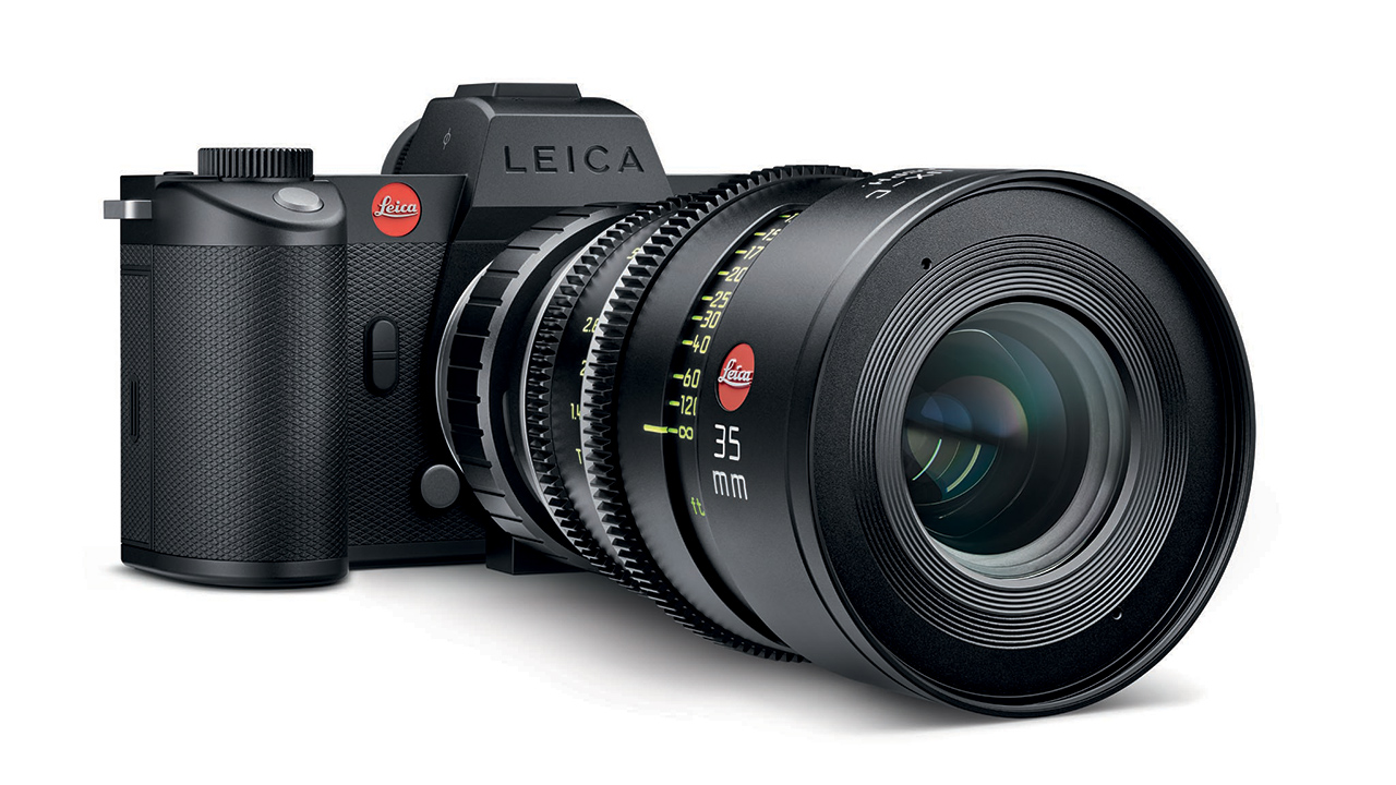 Leica's SL2-S has received a major firmware update. Image: Leica.