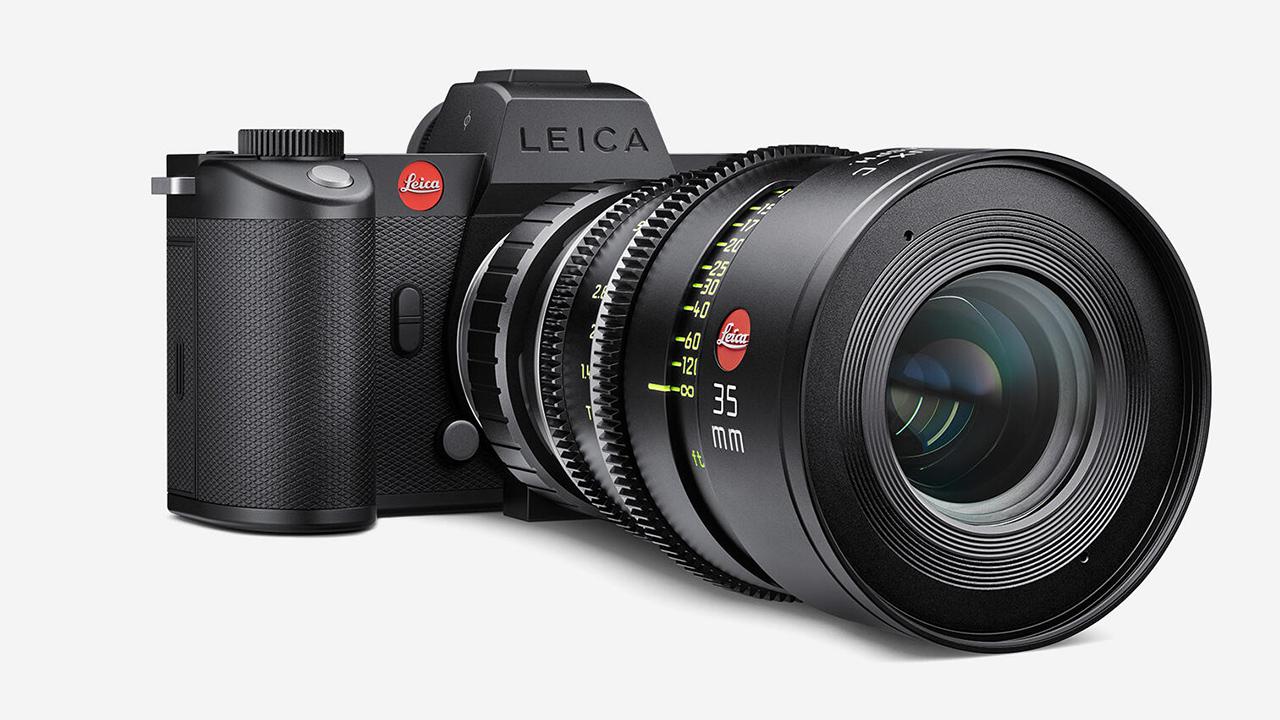 Leica's new SL2-S. Image: Leica.