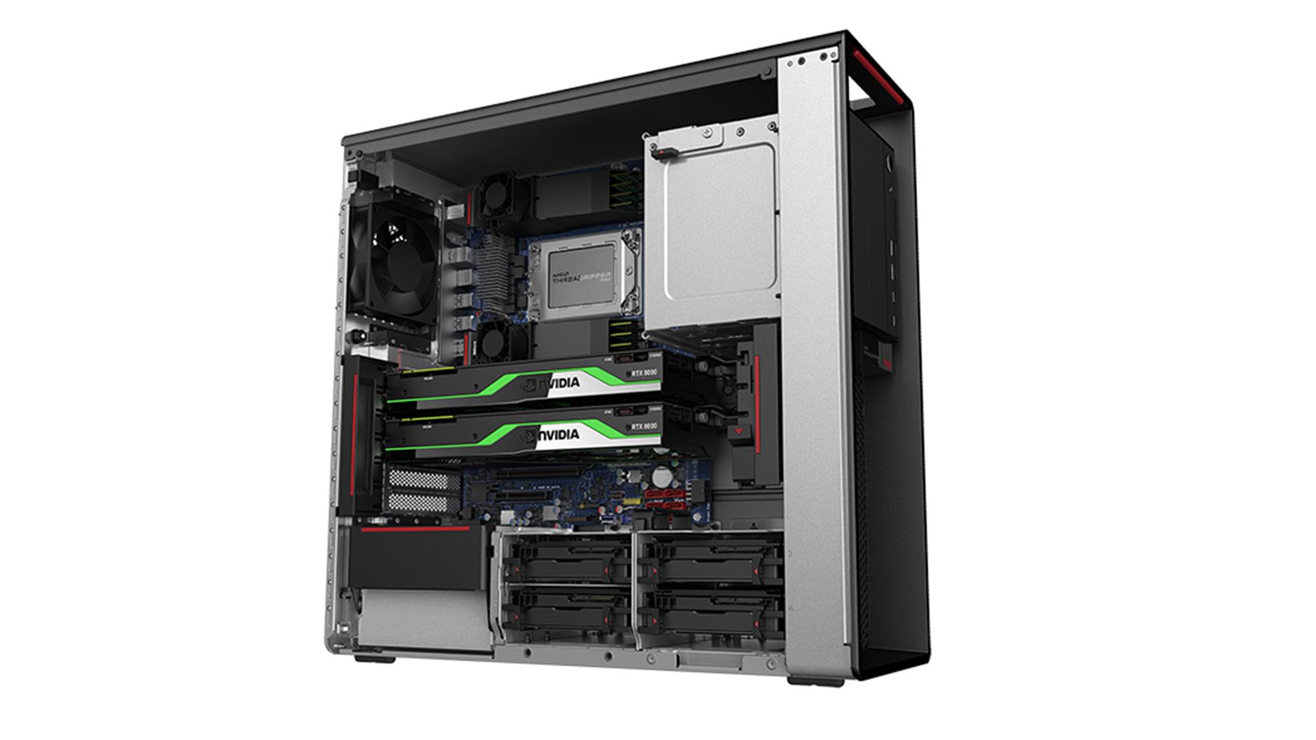 Ryzen Threadripper Pro CPUs