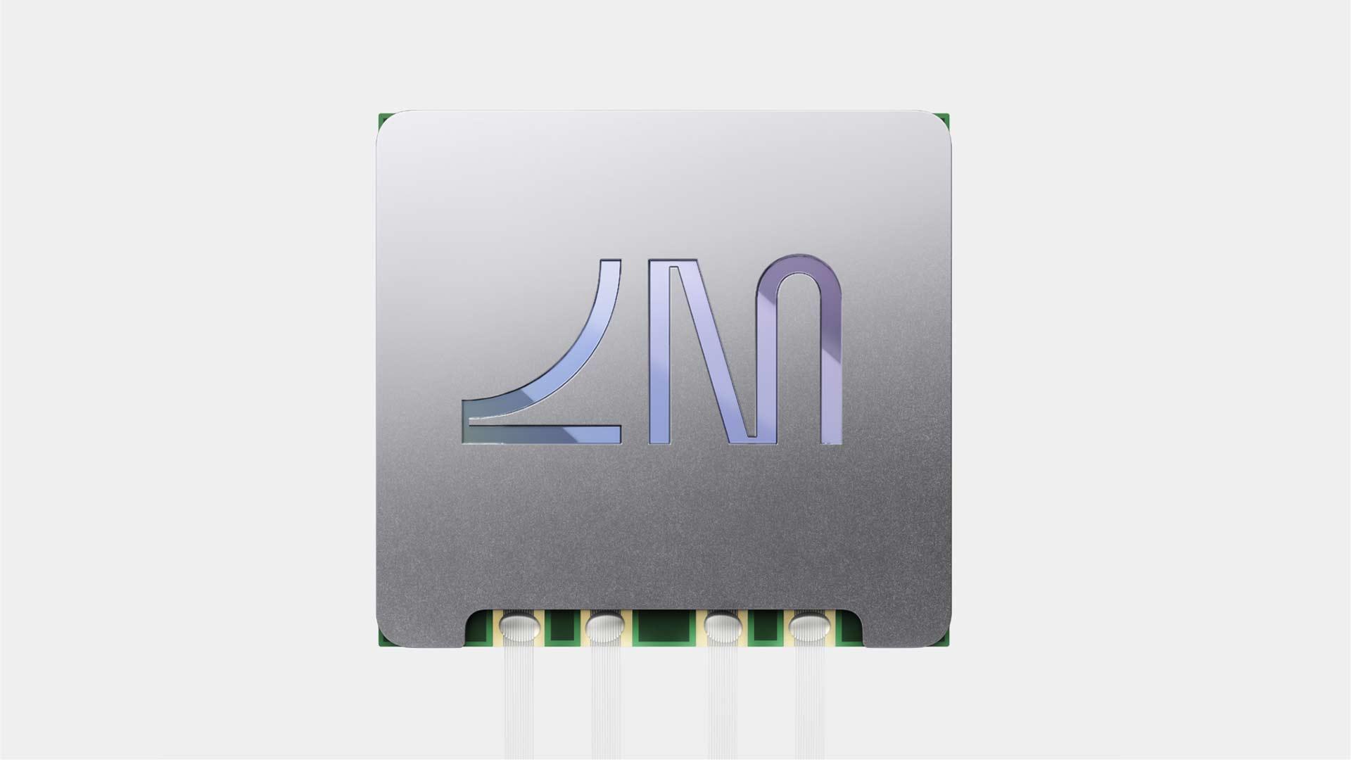 Lightmatter Envise chip.