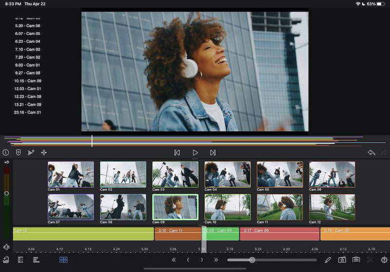 LumaFusion version 3.0. Image: Luma Touch.