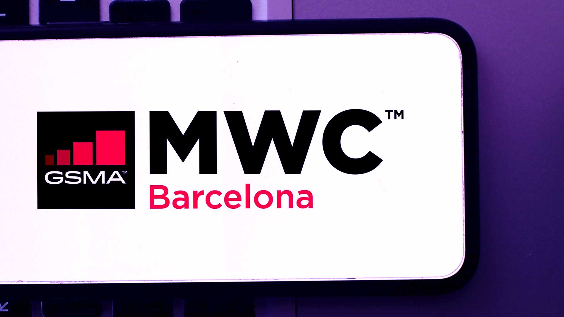 MWC show was one of the first big trade shows to make a comeback this year. Image: